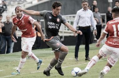 El último enfrentamiento entre estos dos equipos terminó en empate. Foto: Sitio Oficial de Estudiantes de la Plata.