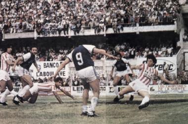 Ultimo enfrentamiento entre ambos, fue 0 a 0 en Rio Cuarto.<div>Fuente: Al Toque Deportes.&nbsp;</div>
