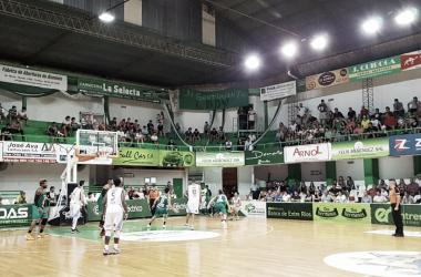 El Verde retornó al triunfo ante su gente. Foto: Gentileza Prensa Estudiantes
