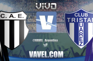 Estudiantes de Buenos Aires - Tristán Suárez 2014 (1-4)