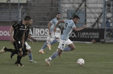 Primer enfrentamiento entre Estudiantes y Brown en toda su historia, un empate sin goles.<div>Foto: Diario La Voz</div>