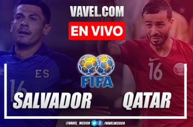 Gol y resumen: El Salvador 0-1 Qataren partido amistoso 2021