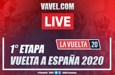 La Vuelta a España EN VIVO: resumen etapa 1, Irun - Arrate Eibar