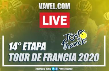 Tour de Francia 2020: resumen etapa 14, entre Clermont-Ferrand y Lyon