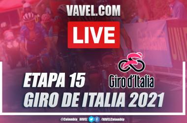 Resumen etapa 15 Giro de Italia 2021: Grado - Gorizia