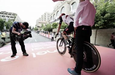 Etapa 1 Giro de Italia 101/ Foto:Giro de Italia