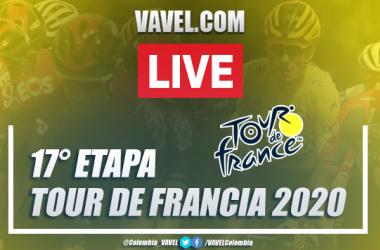 Tour de Francia EN VIVO: resumen etapa 17, Grenoble - Col de la Loze
