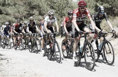 Previa Vuelta a España: 17ª etapa, Villadiego - Los Machucos. Monumento Vaca Pasiega