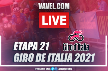 Resumen etapa 21 Giro de Italia: ¡EGAN BERNAL ES EL CAMPEÓN!