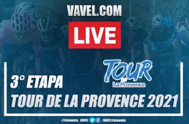 Resumen Tour de La Provence etapa 3 entre Istres y Chalet Reynard