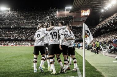 Así será el ERTE del Valencia CF