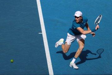 A Melbourne, secondo titolo ATP per Jannik Sinner