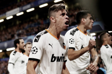 La temporada de los centrales del Valencia