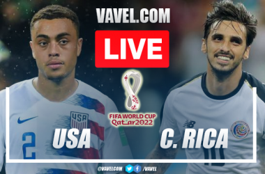Goals and Highlights: USA 2-1 Costa Rica in Qatar 2022 Qualifiers