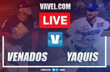 Runs and Highlights: Venados Mazatlán 3-2 Yaquis Ciudad Obregón, 2020 Game 3 LMP Semifinal