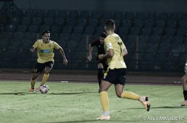 Divulgação/AEL Limassol