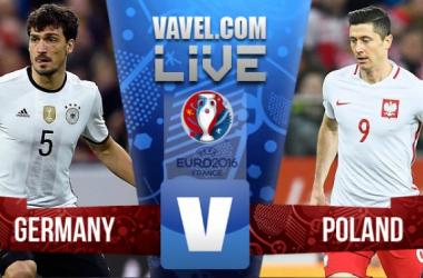 Un empate sin goles deja a Polonia y Alemania virtualmente en octavos