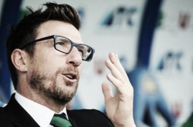 """Di Francesco: """"Oggi grande prestazione, Berardi calciatore straordinario"""""""