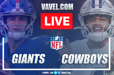 Touchdowns and Highlights: Giants 34-37 Cowboys on NFL 2020