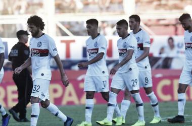 Ya son once los partidos sin ganar para San Lorenzo. Foto: Clarín