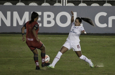 América ganó y se clasificó a cuartos de final de la Copa Libertadores Femenina 2020