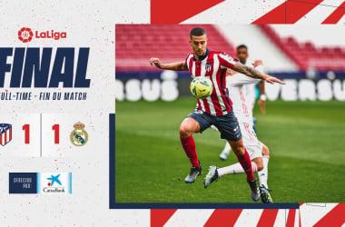 Foto del Club Atlético de Madrid en su cuenta de Twitter (@Atleti)
