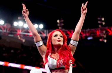 Eva Marie is the third superstar in the past three days to be suspended (image: dailyddt.com)