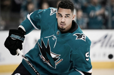2018 NHL Trade Deadline: Evander Kane traded to the San Jose Sharks