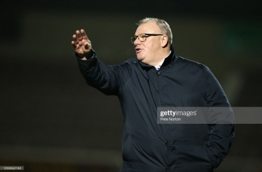 The five key quotes from Steve Evans' pre-Blackpool press conference