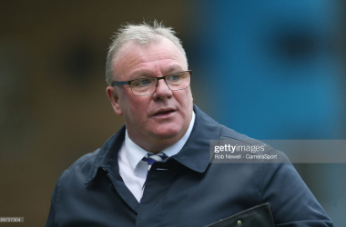 Gillingham manager Steve Evans had to see his side share the spoils on Saturday | Photo by Rob Newell - CameraSport via Getty Images