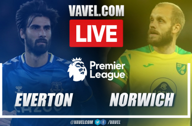 Everton vs Norwich: Live Stream, Score Updates and How to Watch Premier League