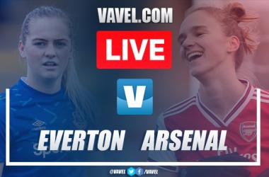 Everton Women vs Arsenal Women: Live Stream TV Updates and How to Watch Women's Super League 2019 (1-3)