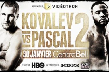 Kovalev versus Pascal 2/Foto: evenko.ca
