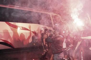 Torcida do Atlético-PR planeja grande recepção ao time