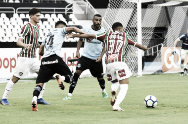 Com golaço de Everton no último minuto, Grêmio derrota o Fluminense no Nilton Santos
