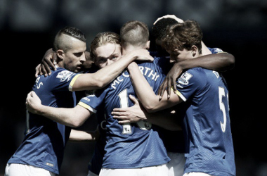 Everton 3-0 Norwich City: Tremendous Toffees cruise past Canaries