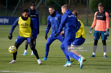 Photo: Getty Images - Everton FC - Tony McArdle