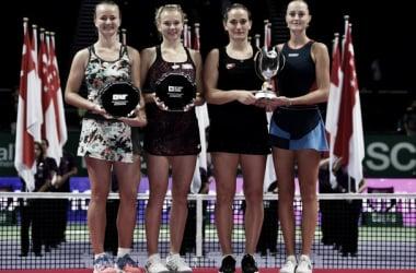 Foto: Divulgação/WTA Finals