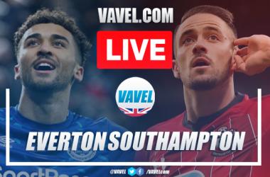 Everton vs Southampton (1-1) Live Score and Stream: As it happened