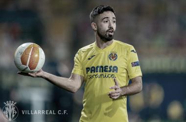 "<p class=""MsoNormal"">Jaume durante el partido / Foto: Villarreal C.F<o:p></o:p></p>"