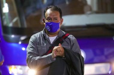 """Juan Reynoso después de vencer a Pumas: """"Lo que nos quita el sueño es lo que viene en mayo"""""""