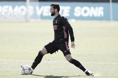 """Nacho Fernández: """"Hay que ir partido a partido, poco a poco y apretando a los de arriba"""""""