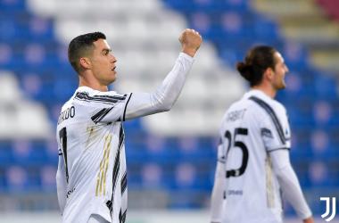 Serie A - Ronaldo e la Juve rialzano la testa: battuto il Cagliari 1-3