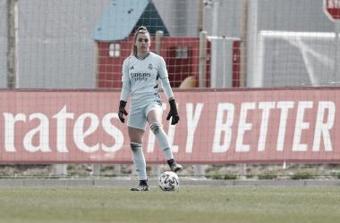 Misa Rodríguez, portera del Real Madrid | Fuente: @marisabelrr1