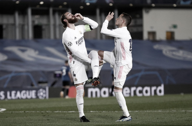 Real Madrid volta a vencer Atalanta e avança na Champions League