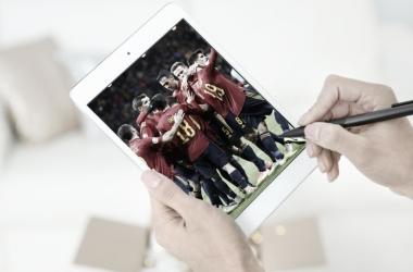 'Autógrafo Virtual', de 'la Roja' para los aficionados | Fuente: @SeFutbol