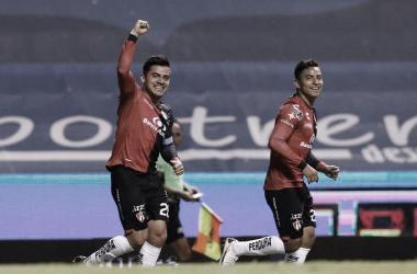 Atlas saca 3 puntos de oro en Puebla