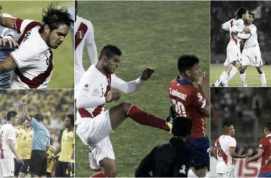 Christian Cueva y 4 expulsiones en partidos clave de la Selección Peruana