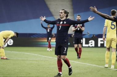 Foto: Divulgação/Seleção Francesa