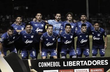 Los 11 titulares de Atlético Tucumán que quedaron en la historia por lograr la histórica clasificación.<br>Foto: @ATOficial